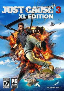 Just Cause 3 Xl Edition Original Steam Pc Dlc Air, Land, Sea