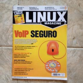 Revista Linux Magazine 02/2009 51 Voip Seguro Msn Forense