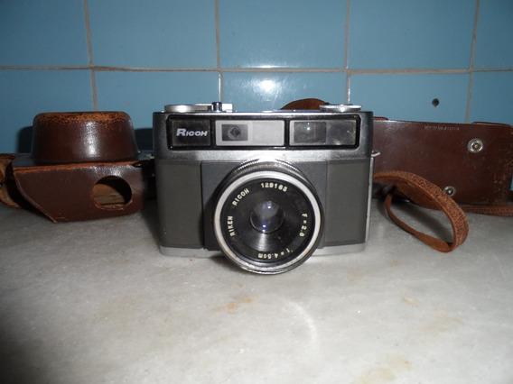 Câmera Fotográfica Ricoh Made In Japan
