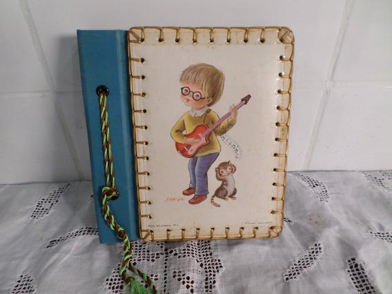 Album Para Fotografia P/40 Fotos Infantil Frete Livre