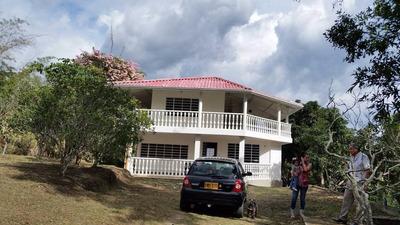 Vendo Casa Campestre Junto A Via Principal