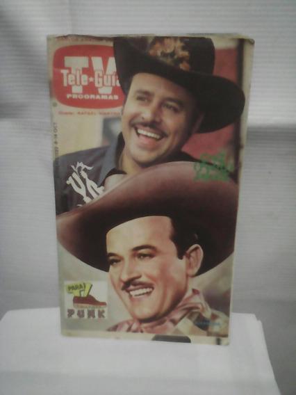 Pedro Y Cruz Infante. Teleguia Oct-81.