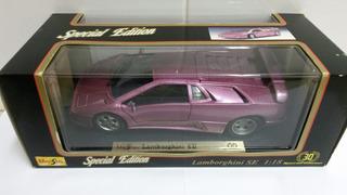 Miniatura Lamborghini Se 1995 - Maisto (250,00 A Vista)