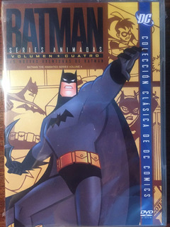 Dvd Batman La Serie Animada Volumen 4