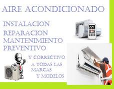 Mantenimiento Preventivo De Aires Acondicionados 12000 Btu