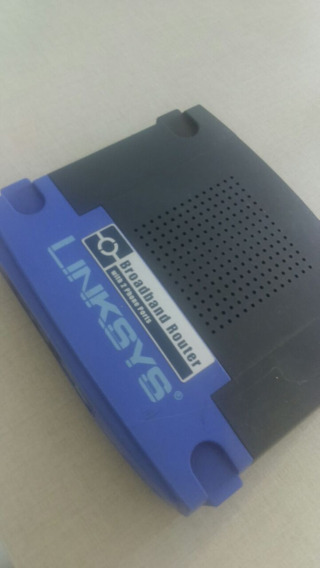 Broadband Router Linksys