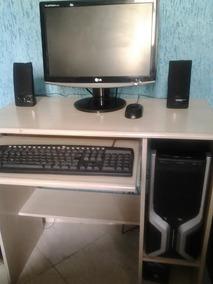 Computador,2gb Memória, Hd160, Monitor Lg Wi Fi,17 , Cd Rom.