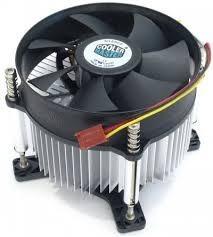 Cooler Master Parafusado Silence Para Cpu Lga 775 Semi Novo!