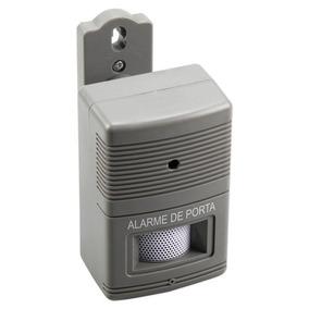 Sensor De Presença Alarme Detector Anunciador Sem Fio