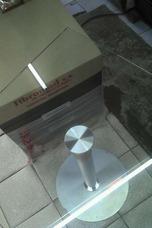 Pegado Laser Uv En Mesas De Vidrio