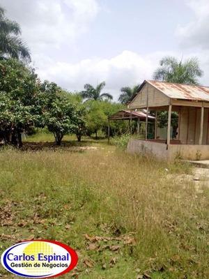 Campito - Terreno De Venta En Higuey, República Dominicana