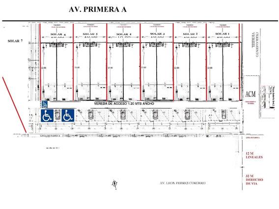 Se Alquila Terreno Comercial Via Av. Leon Febres Cordero