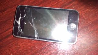 iPhone 3g 16gb Quebrado - Para Retirada De Peças