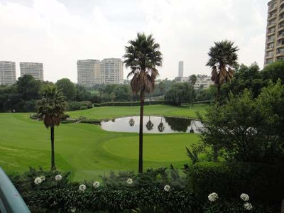 Departamento De Lujo En Renta Club De Golf Bosques