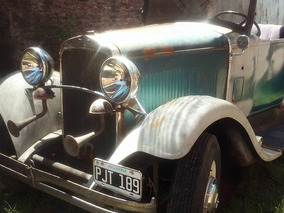 Dodge Brothers 1929 Pick-up Convertible