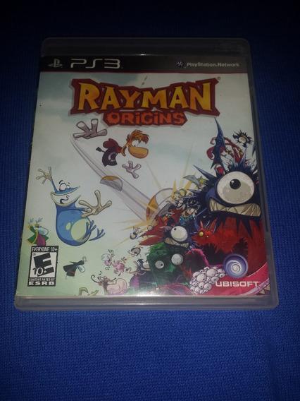 Rayman Origins Ps3 Frete R$10