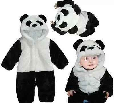 diseñador de moda auténtico auténtico Venta caliente genuino Mameluco Panda, Bebés, Disfraz