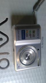 Câmera Digital Sony Cyber W530 14.1mp Brinde Carregador