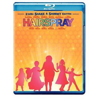 Blu-ray Hairspray / 2-disc Shake & Shimmy Edition