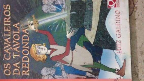 Livro Os Cavaleiros Da Távola Redonda