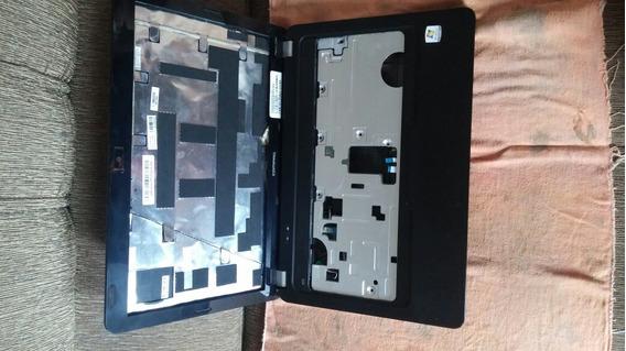 Carcaça Completa Do Notebook Compac G42 Serie