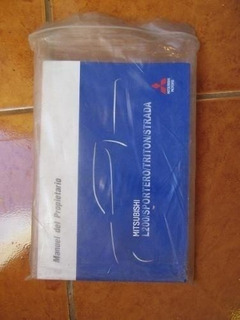 Manual Mitsubishi L200 2007-2015 Original