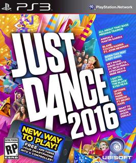 Just Dance 2016 Ps3 Digital Gcp