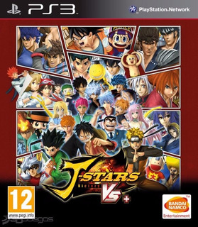 J-stars Victory Vs+ Ps3 Digital