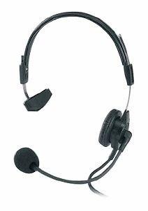 Telex Ph-88r Audifono Con Microfono Dinamico