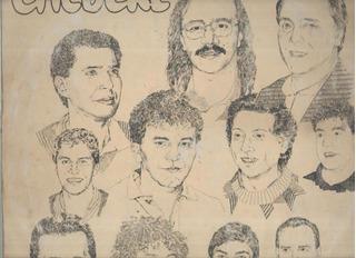 Disco. Vinilo Lp. Chebere - + Otro + Tapa - Cuarteto