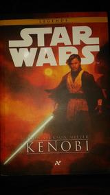 Livro Stars Wars: Kenobi