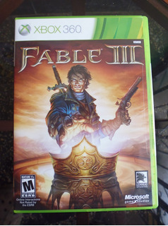Fable Iii - Xbox 360 Perfecto Estado