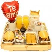 Desayuno Delivery Criollo Feliz Dia, Aniversario Y Cumple