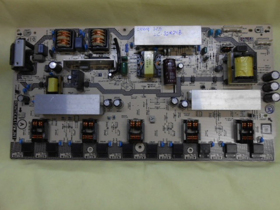 Placa Fonte Tv Sharp Lc-32r24b Qpwbs0226snpz(85)