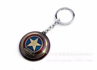 Chaveiro Capitão America