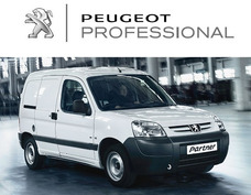Peugeot Partner Confort Hdi 1.6 0km Venta Directa De Fábrica