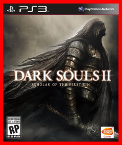 Dark Souls 2 Scholar Of The First Sin Ps3 Psn