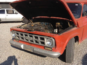 Chevrolet D10 Ano 1980 Para Retirada De Peças