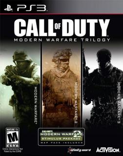 Cod Modern Warfare Ps3 Trilogy   Digital Español 3 Juegos!