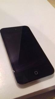 iPod Touch Apple 8gb Preto 4 Geração - Leia Não É Celular !
