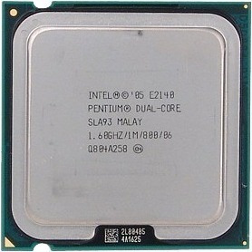 Processador Pentium Dual Core E2140 1.6ghz 775