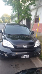 Honda Crv Japonesa Ex Titular 4x4. Impecable