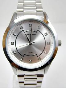Relógio Feminino Em Aço - Mondaine
