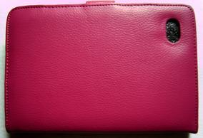 Capa Case Livro Galaxy Tab 7 P1000 P1010 Vinho