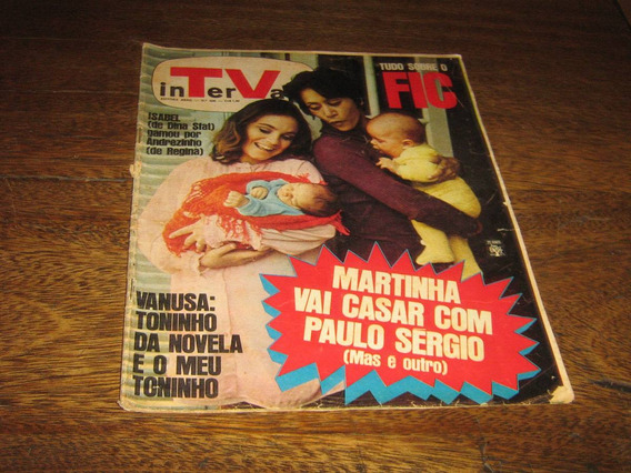 Revista Intervalo Nº 406 Out 1970 Ed Abril C Regina Duarte
