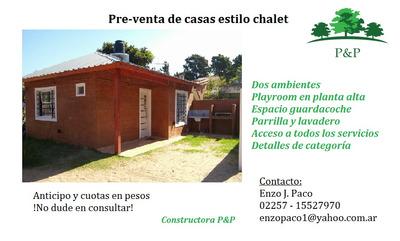Duplex A Estrenar - San Bernardo - En Pesos - Financiación