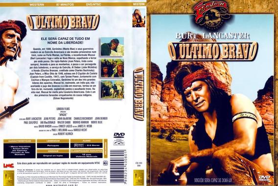 Dvd Filme O Último Bravo - Burt Lancaster