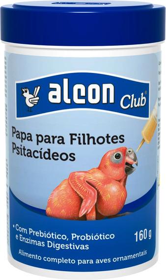 Alcon Club Papa P/ Filhotes De Papagaio, Arara, Calopsita...