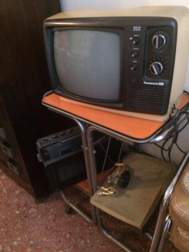 Televisor Panasonic Antiguo
