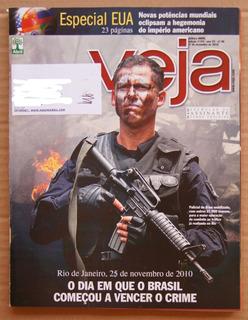 Revista Veja Nº 2193 01 Dezembro 2010 Terror No Rio